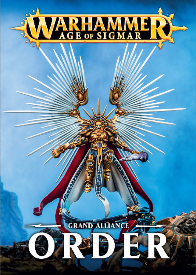 Warhammer Age of Sigmar - Grand Alliance - Order