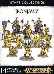 Ironjawz - Start Collecting