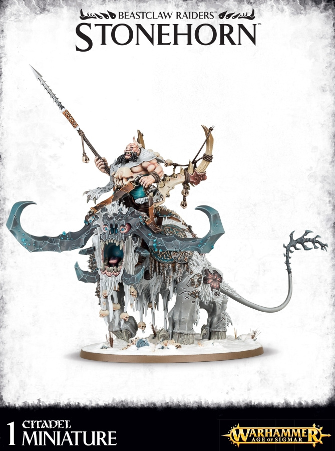 Beastclaw Raiders - Stonehorn