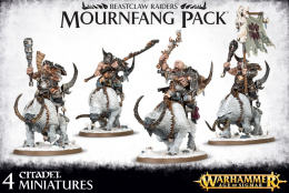 Beastclaw Raiders - Mournfang Pack