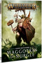 Warhammer Age of Sigmar: Chaos Battletome - Maggotkin of Nurgle
