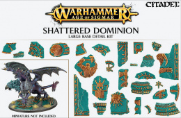 Warhammer Age of Sigmar - Shattered Dominion Large Base Detail Kit