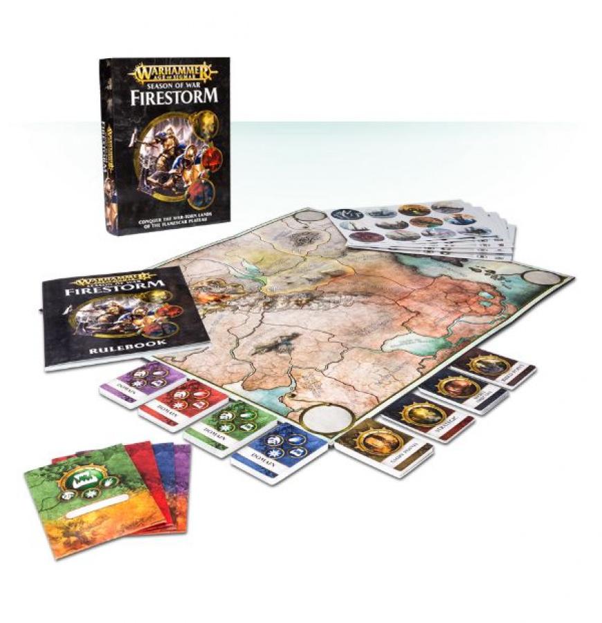 Warhammer Age of Sigmar: Season of War - Firestorm