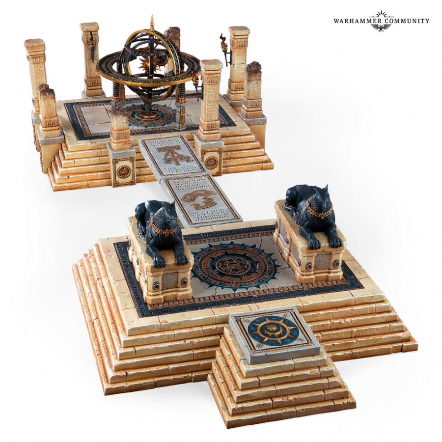 Age of Sigmar: Dominion of Sigmar - The Penumbral Stormvault