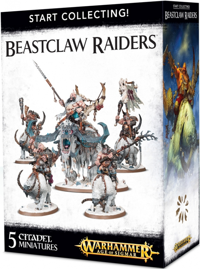 Beastclaw Raiders - Start Collecting!
