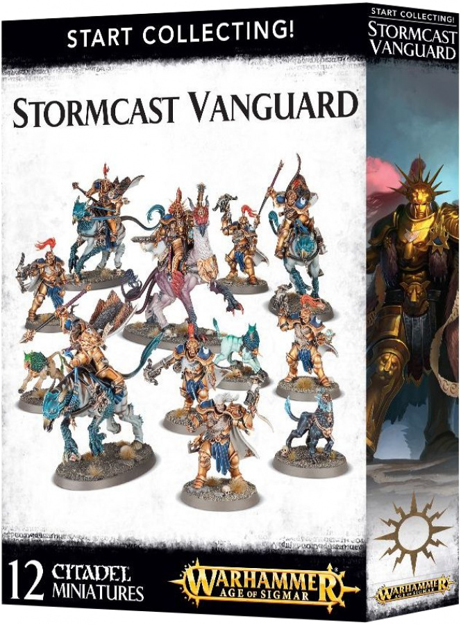 Stormcast Vanguard - Start Collecting