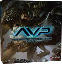 AvP: The Hunt Begins (druga edycja)