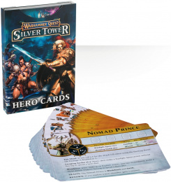Warhammer Quest: Silver Tower - Hero Cards