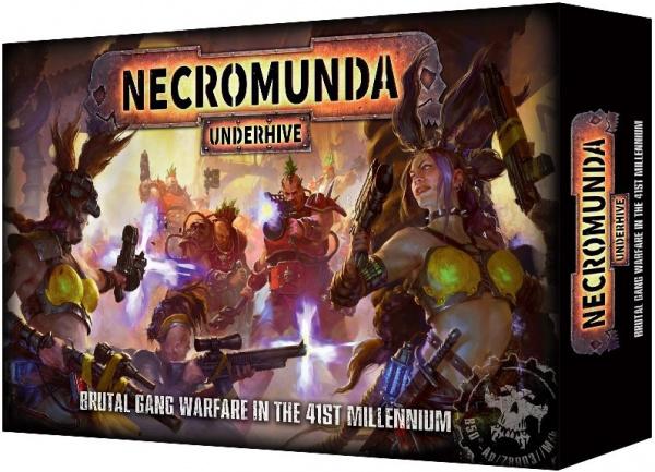 Necromunda: Underhive (edycja polska)