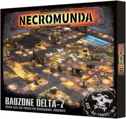 Necromunda: Underhive - Badzone Delta-7