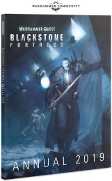 Warhammer Quest: Blackstone Fortress - Annual 2019