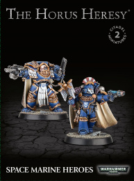 The Horus Heresy: Space Marine Heroes