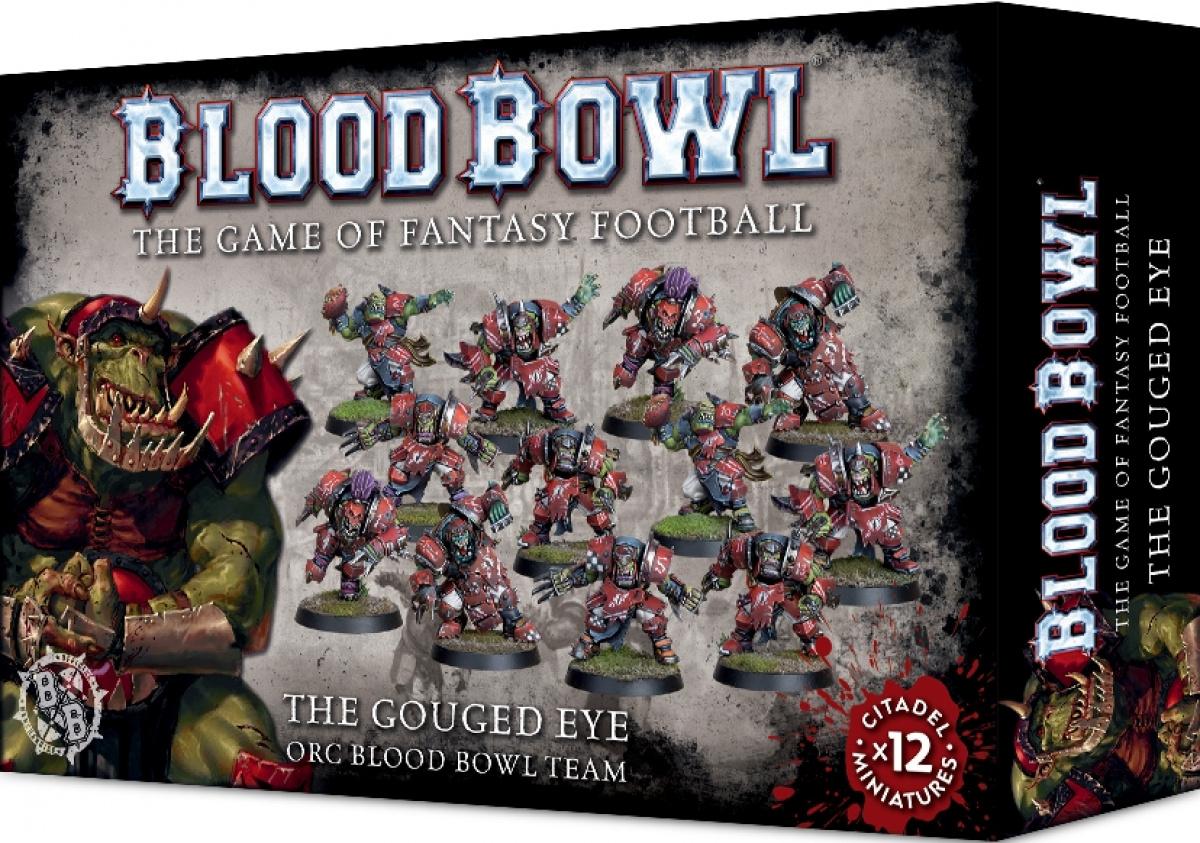 Blood Bowl: The Gouged Eye