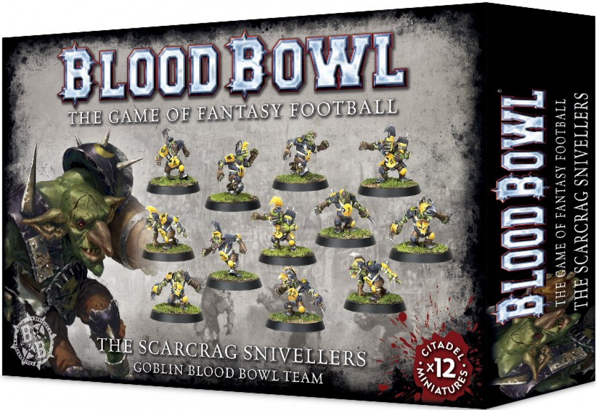 Blood Bowl: The Scarag Snivellers