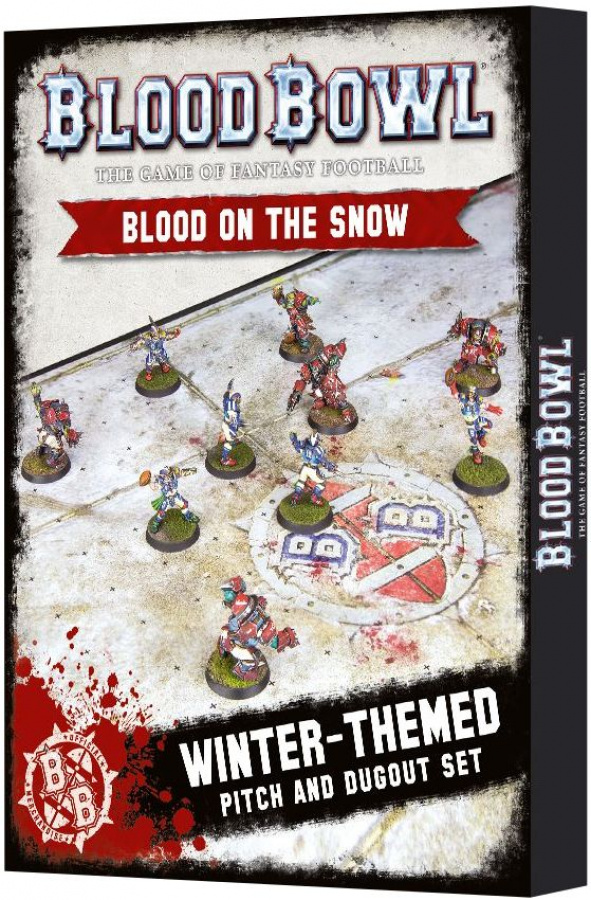 Blood Bowl: Blood on the snow