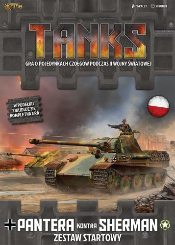 Tanks: Pantera kontra Sherman - Zestaw Startowy