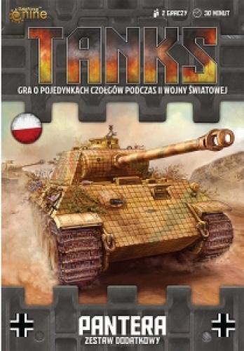 Tanks: Niemcy - Pantera - Zestaw Dodatkowy