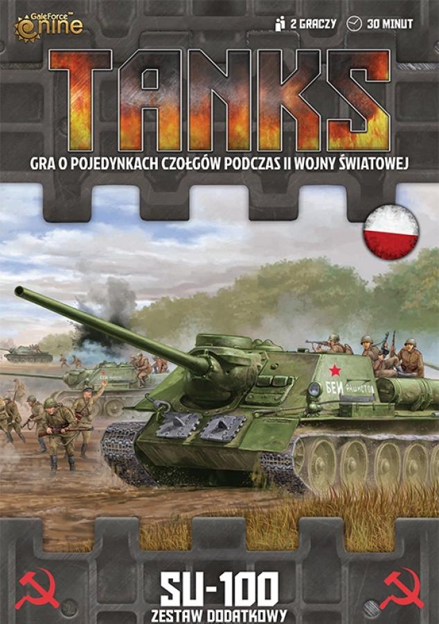 Tanks: ZSRR - SU-85 lub SU-100 - Zestaw Dodatkowy