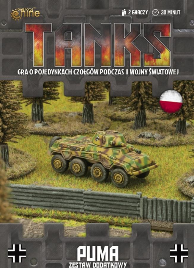 Tanks: Niemcy - Puma / Pak-Wagen - Zestaw dodatkowy