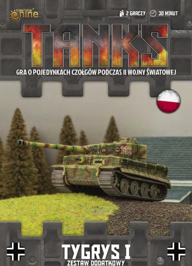 Tanks: Niemcy - Tygrys I - Zestaw dodatkowy