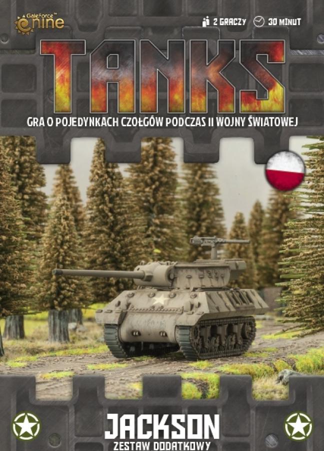 Tanks: USA - M10 Wolverine / M36 Jackson - Zestaw dodatkowy