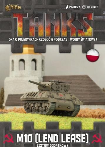 Tanks: ZSRR - M10 (Lend Lease) - Zestaw dodatkowy