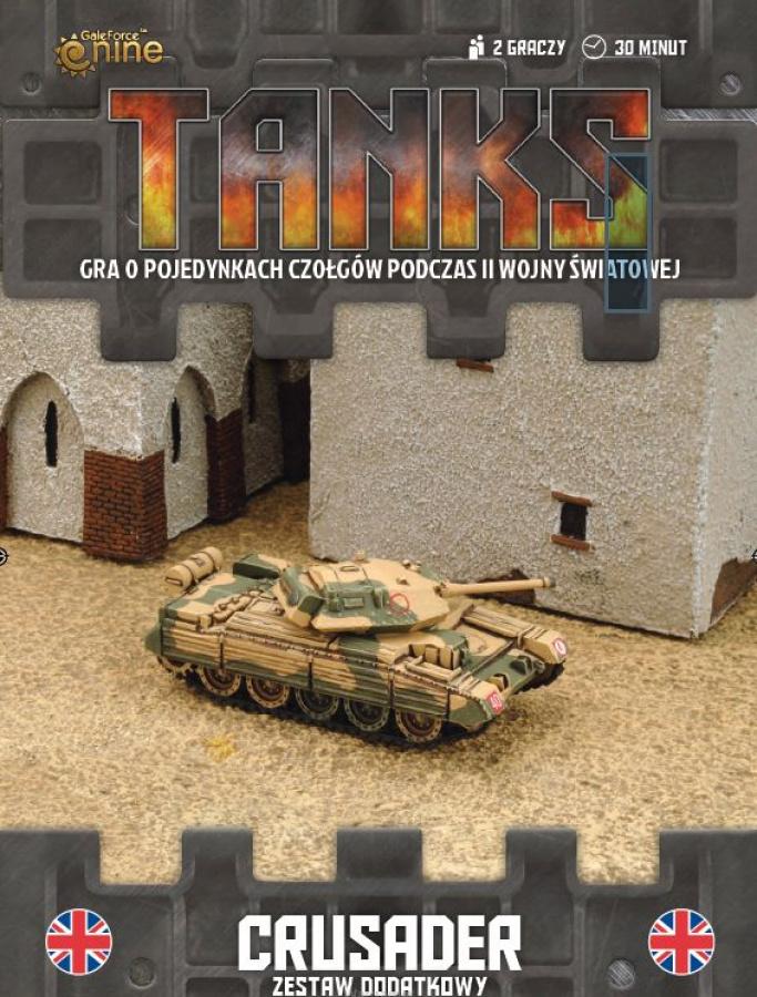 Tanks: Wielka Brytania - Crusader