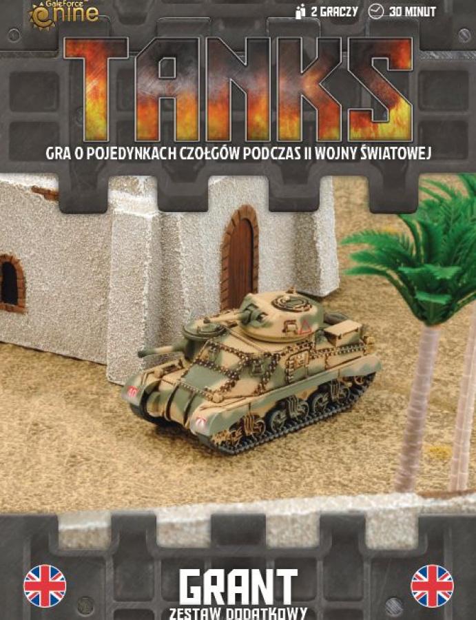 Tanks: Wielka Brytania - Grant