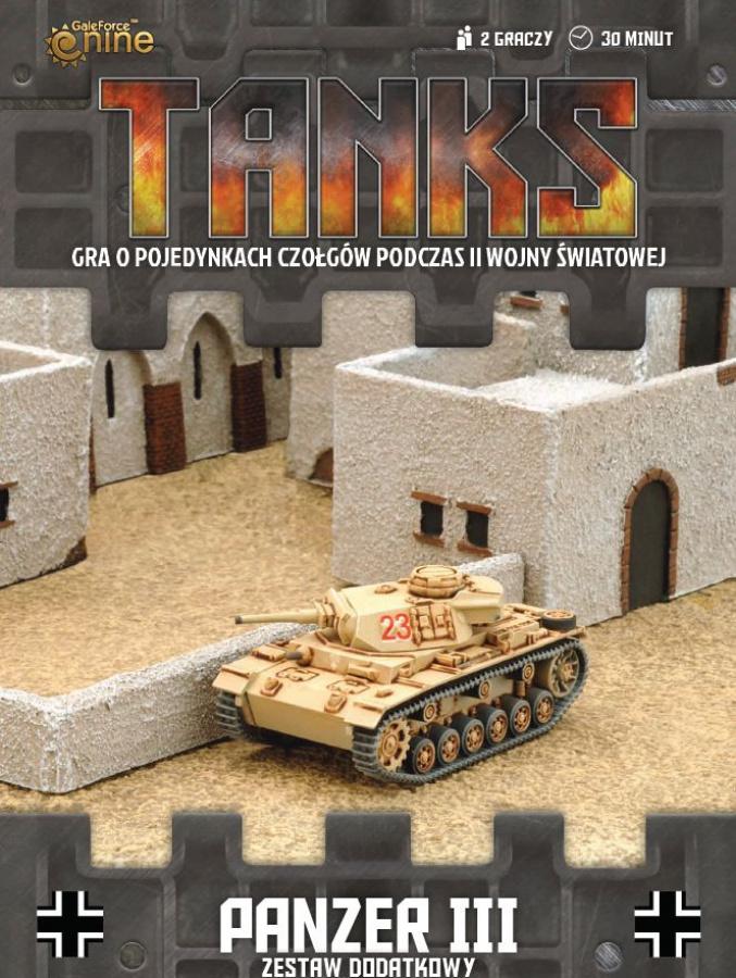 Tanks: Niemcy - Panzer III