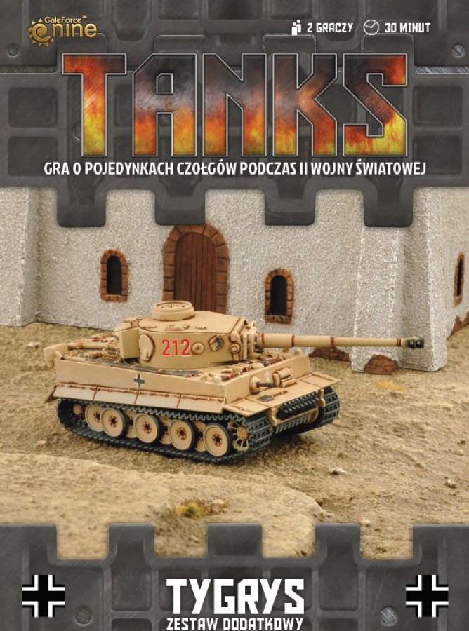 Tanks: Niemcy - Tygrys