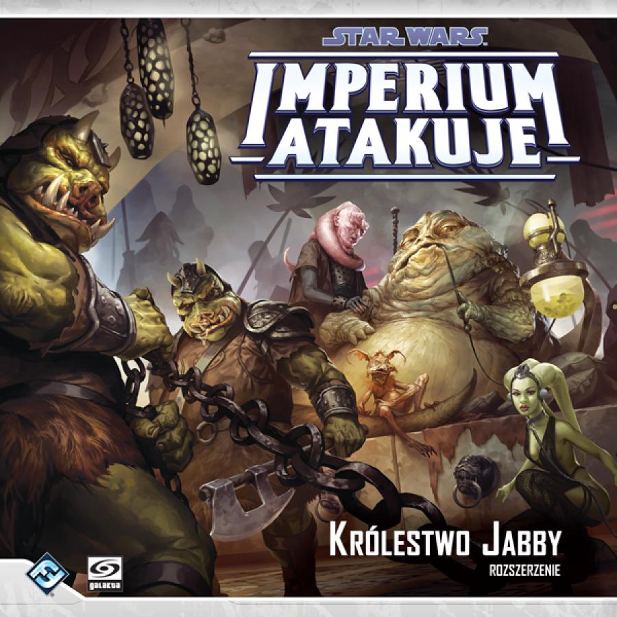 Star Wars: Imperium Atakuje - Królestwo Jabby