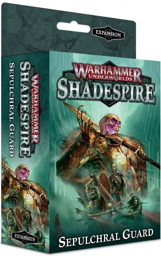 Warhammer Underworlds: Shadespire - Sepulchral Guard