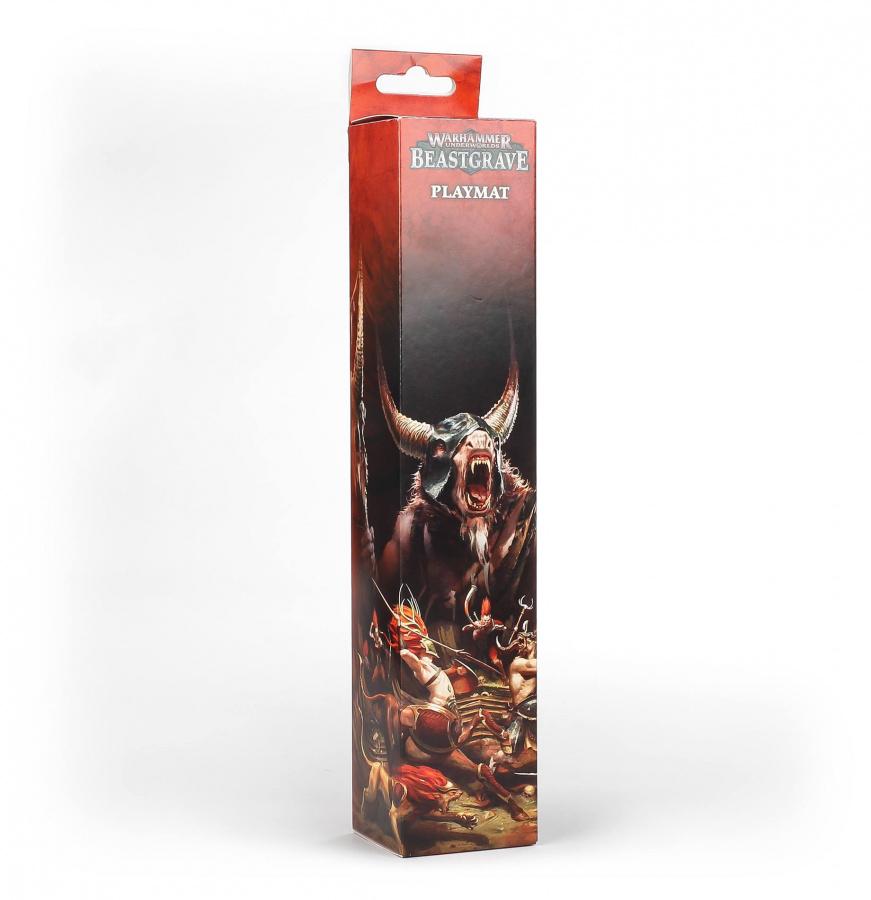 Warhammer Underworlds: Beastgrave - Playmat