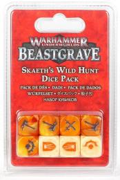 Warhammer Underworlds: Beastgrave - Skaeth's Wild Hunt Dice Pack