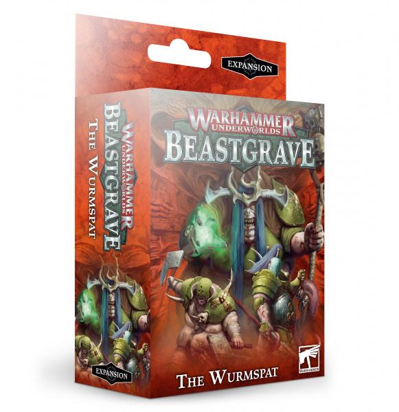 Warhammer Underworlds: Beastgrave - The Wurmspat