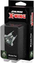 Star Wars: X-Wing - Myśliwiec Fang (druga edycja)