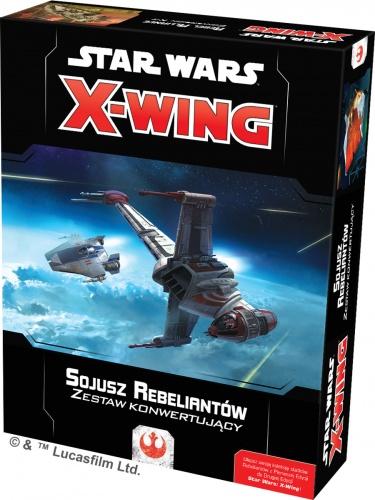 Star Wars: X-Wing - Zestaw konwertujący - Sojusz Rebeliantów