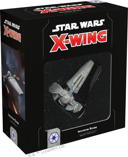 Star Wars: X-Wing - Infiltrator Sithów (druga edycja)