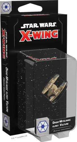 Star Wars: X-Wing - Droid-myśliwiec klasy Vulture (druga edycja)