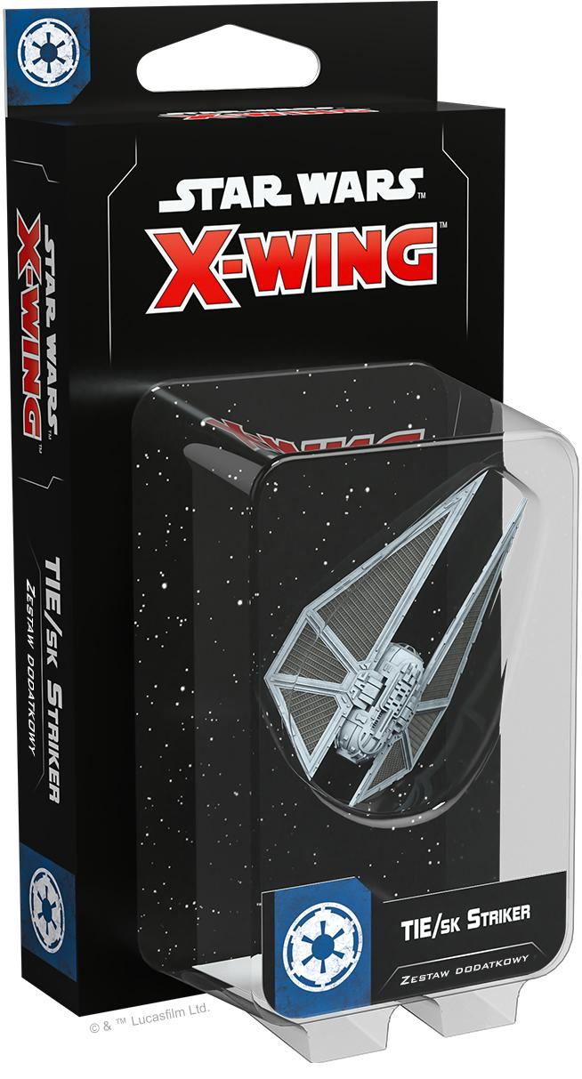 Star Wars: X-Wing - TIE/sk Striker (druga edycja)