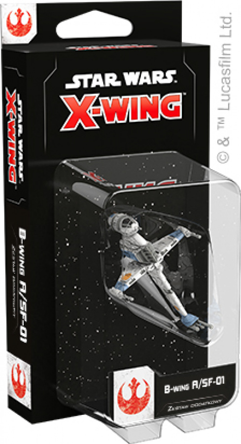 Star Wars: X-Wing - B-wing A/SF-01 (druga edycja)