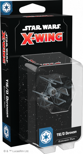 X-Wing 2nd ed.: TIE/D Defender Expansion Pack