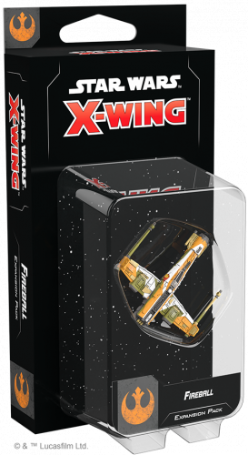X-Wing 2nd ed.: Fireball Expansion Pack