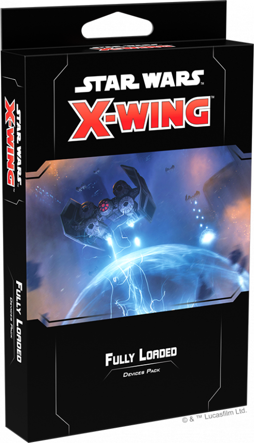 X-Wing 2nd ed.: Fully Loaded Devices Pack