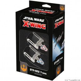 Star Wars: X-Wing - BTA-NR2 Y-Wing Expansion Pack