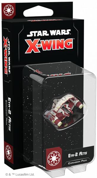 X-Wing 2nd ed.: Eta-2 Actis Expansion Pack