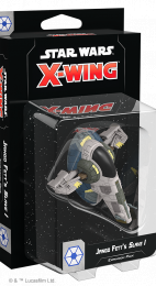X-Wing 2nd ed.: Jango Fett's Slave I Expansion Pack