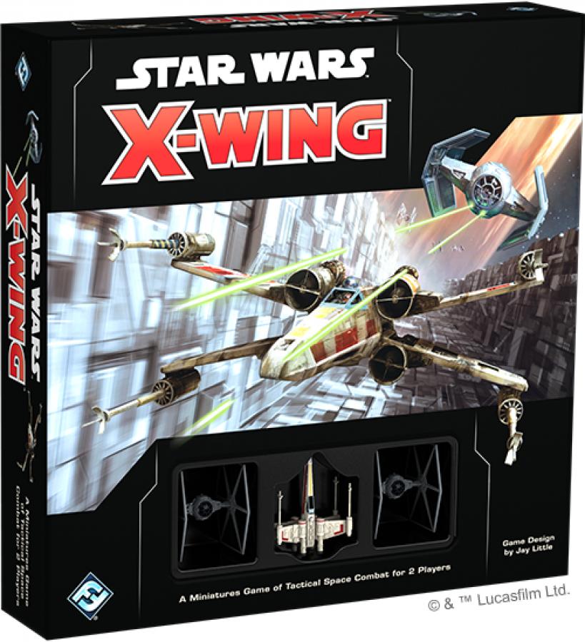 X-Wing 2nd Edition Core Set