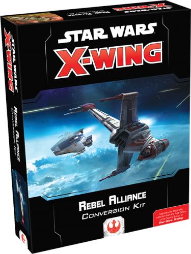 X-Wing 2nd ed.: Rebel Alliance Conversion Kit