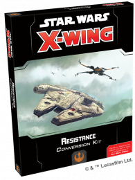 X-Wing 2nd ed.: Resistance Conversion Kit